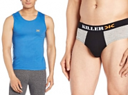 Killer Innerwears Flat 50-70% Off From Just Rs. 112