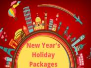 New Year Holiday Packages - Best Places to Celebrate the arrival of 2020