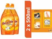 In Stock Now - Skrubble Dish Wash Liquid (500ml X 2) In Just Rs. 110