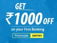 Get Flat Rs. 1000 Off On Flight Bookings + Extra 25% Cashback For Citi Users