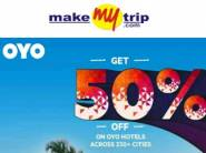 Now or Never: Flat 50% OFF + Additional Discounts on OYO Hotels