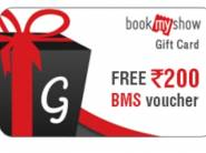 Free BookMyShow Voucher for HDFC Card Users [ Read Inside ]