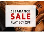 Clearance Sale: Flat 60% Off On Men