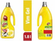 Lowest Online - Vim Dishwash Gel, Lemon 1.8l at just Rs.232