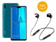 FREE boAt Rockerz Sports Bluetooth Wireless Earphone With Y9 + 10% HDFC Discount
