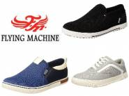 Min. 70% Off on Flying Machine Shoes From Rs.425+ Free Shipping