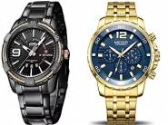 PREMIUM Deal:- Mini. 70% OFF on Naviforce Watches + Free Shipping