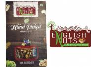 Lowest Price: English Nuts Walnut Giri 1 Kg at Rs. 519 + Free Shipping
