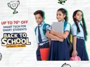 Back to School - Up to 70% off on Stationery, Lunch Box and More