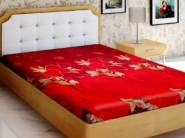 IWS & More Bedsheets Pack Of 4 at Just Rs. 84 Each + 6% FKM Cashback