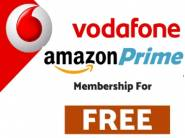 FREE Prime 1 Year + 3 Months Netflix & More Offers With Vodafone Red