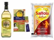 Saffola Edible Range Up To 30% Off + Apply 10% - 50% Coupon