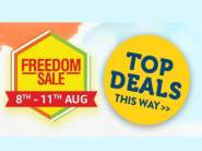 Deals Updated: Top Offers Under Amazon Freedom Sale [ Up To 80% OFF ]
