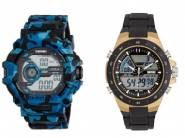 Get up to 80% off on Skemi Digital Sports Watch From Rs.205 + Free Shipping