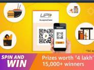 SPIN & WIN Prizes Worth Rs. 4 Lakhs for 15000+ Winners