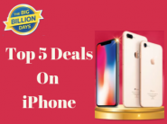 Lowest Price Ever! Top 5 iPhone Deals of Flipkart Big Billion Day Sale 2019