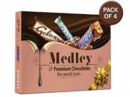SNICKERS Medley Gift Pack (Pack of 4) at Rs. 300 + Free Shipping