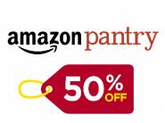 AGIS - Best Buy Pantry Flat 50% Off From Rs. 10
