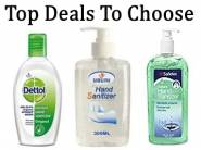 Hand Sanitizer Online: Best Websites To Buy With Cashback Offers !!