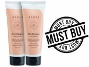 MUST BUY : Arata Toothpaste [ Pack Of 2 ] at Just Rs. 338 !!