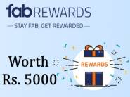 Rewards Worth Rs. 5000 + Extra 27% Off + FKM Cashback On Fabhotles !!