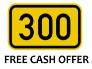 LAST DAY TO GRAB : FREE Rs. 300 Cash Offer [ Confirmed In 7 Days ]