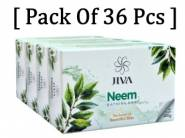 MUST BUY : JIVA Neem Soap Combo [ Pack Of 36 ] at Rs. 13 Each !!