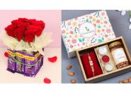Order Cakes, Plant, Flower, Gift, Rakhi [ 15% Coupon Off + Rs. 75 Cashback ]