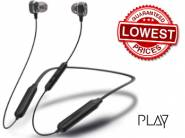 10 Times Per User : Playgo N23 Neckband at Just Rs. 929 [ MRP Rs. 3499 ]
