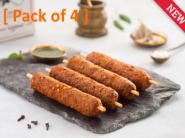 EID Mubarak - Purani Dilli Ka Mutton Kebab at Rs. 23 [ Rs. 280 FKM Cashback ]