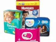 DOD - Diapers & Wipes Min. 35% Off [ Buy More Save More ]