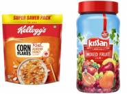 Upto 40% off on Breakfast essentials + 10% Instant Off + Free Shipping For All