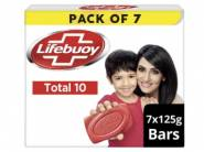 53% Claimed - Lifebuoy Total 10 Soap 125g (Pack of 7) At Rs. 156
