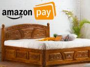 Buy Home Furniture At Rs. 500 & Get Rs. 250 Cashback On Purchase !!