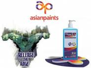 Asianpaints Wall Stickers, Sanitizers & More [ Rs. 220 FKM Cashback ]