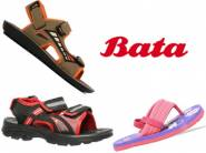 EOSS SALE : Bata Footwears Starts at Rs. 89 + 10% Cashback + Free Shipping