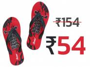 Now Or Never: Top Quality Slippers @ Just Rs. 54 [ Rs. 100 FKM Cashback ]