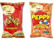 Flat 50% off on Best Selling Snacks From Rs. 25 + 10% Cashback