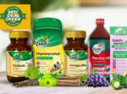 Flash Sale - Up to 55% off on Pure Herbs + 18% FKM Cashback + Free Shipping