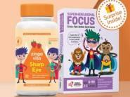 Sharp Eye Gummies [ Pack Of 3, 90 Gummies ] At Rs. 6 Per Pc + Free Shipping