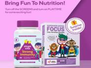 Strong Immunity Gummies [ Pack Of 3, 90 Gummies ] At Rs. 6 Per Pc + Free Shipping