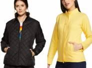 50-70% off on Jackets, Sweatshirts [ Fort Collins, Duke, Vero Moda & more ]