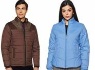 Qube By Fort Collins Jackets Minimum 55% Off + 10% HDFC Bank Discount !!