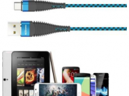 83% Off : Portronics USB Cable At Just Rs. 99 + FKM Cashback [ For All Smartphones ]