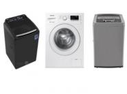 Hand Picked Deals On Washing Machines : 10% Bank Off + Extra FKM Cashback
