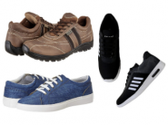 Upto 91% Off : Men's Sneakers Starts at Rs. 204 [ Amazon Brand Symbol & More ]
