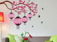 Order Wall Stickers For Free [ Rs. 250 Cashback On Rs. 250, Valid 10 Times ]