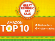 Top 10 Best Sellers During Amazon Great Republic Day Sale [ Extra 10% Bank Discount ]
