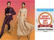 Top Amazon Fashion Collection : Flat 70-80% Off + Extra 10% Bank Discount