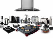 Upto 70% Off On Kitchen & Home Appliances [ Starting At Rs. 99 + Extra 10% Bank Discount ]